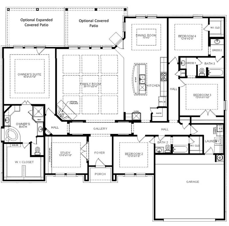 Signorelli Homes Floor Plans